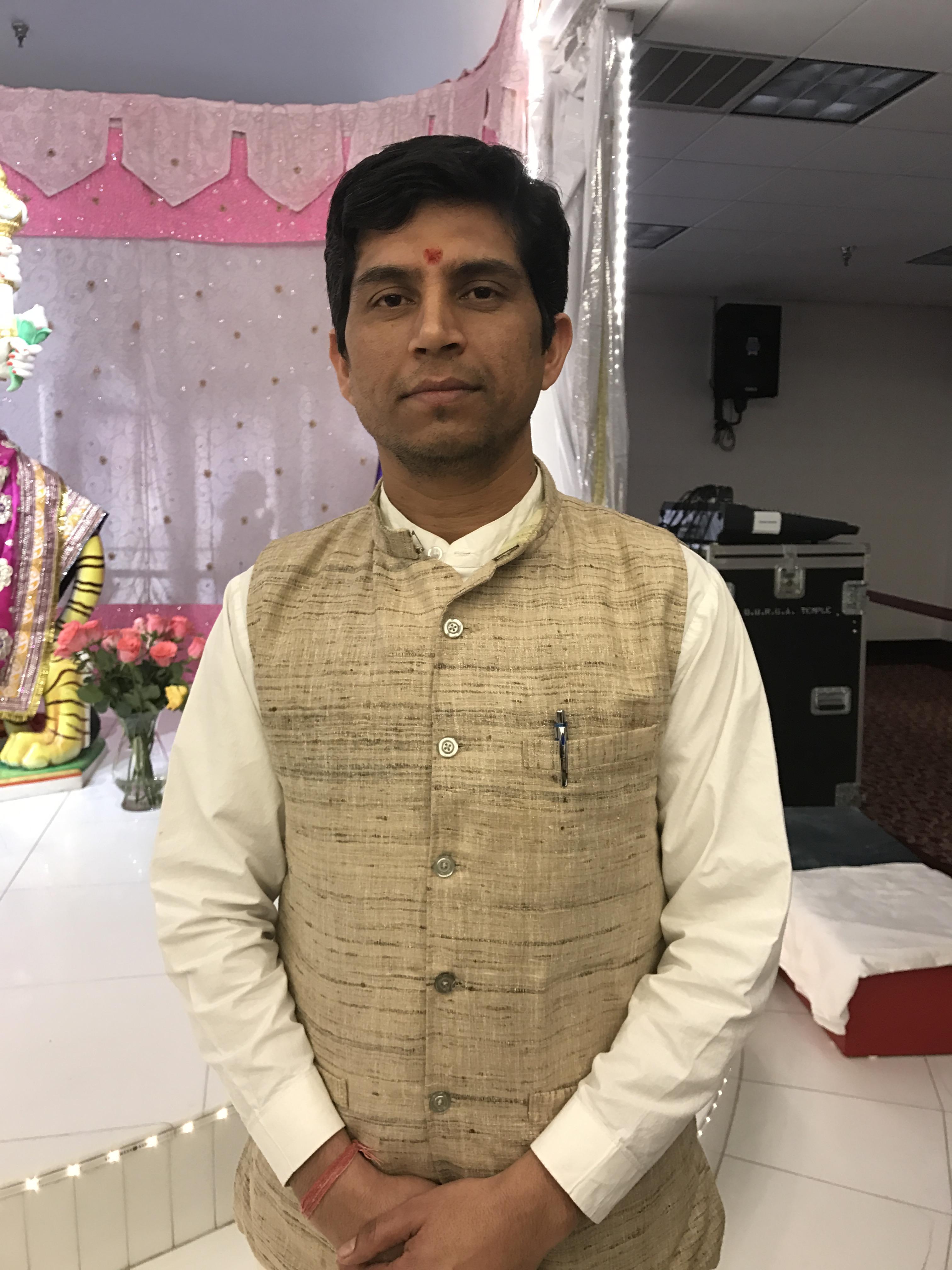 Acharya Naresh Kumar Shastri
